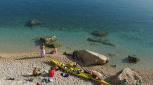 Kayak de mer-Krk-3-day Kayaking Trip around Krk Island-3