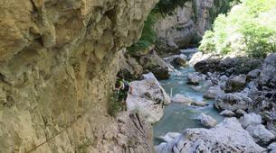 Randonnée / Trekking-Gorges du Verdon-Randonnée sur le Sentier de l'Imbut, Gorges du Verdon-7