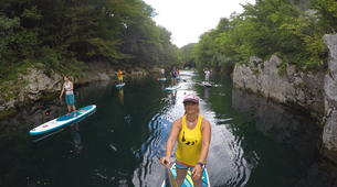 Stand up Paddle-Bovec-Einzigartige SUP-Tour im Soca-Tal, Slowenien-2