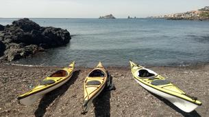 Sea Kayaking-Catania-Guided Kayak Tour along the Coast of Catania-5