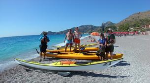 Kayak de mer-Taormine-Guided Kayak Tour along the Taormina Coast-1