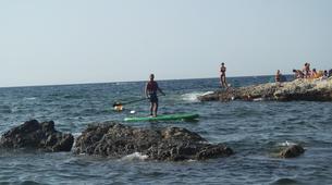 Stand Up Paddle-Bastia-Location Stand Up Paddle dans le golfe de Saint Florent, Haute Corse-2