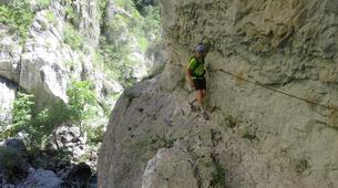 Randonnée / Trekking-Gorges du Verdon-Randonnée sur le Sentier de l'Imbut, Gorges du Verdon-5