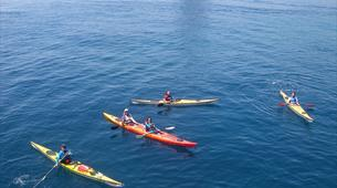 Sea Kayaking-Catania-Guided Kayak Tour along the Coast of Catania-3