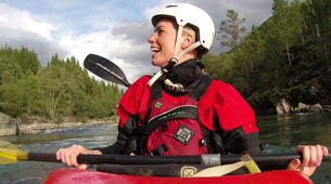 Canoë-kayak-Voss-River Kayaking Courses Beginner to Intermediate, in Voss-5