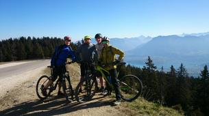 Mountain bike-Annecy-Downhill Mountain Biking in Semnoz, Annecy-6