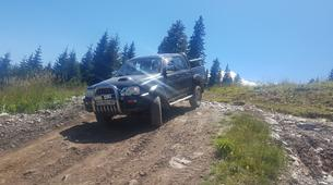 4x4-Rila-Jeep Safari to the Seven Rila Lakes in the Rila Mountain-6