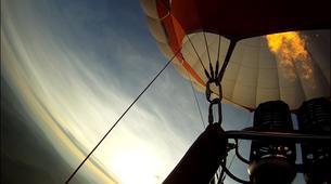 Puenting-Belogradchik-Bungee Jump from a Hot Air Balloon over the legendary Belogradchik Rocks-6