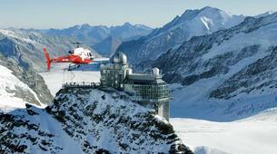 Helicopter tours-Interlaken-Jungfraujoch heli scenic flight, from Interlaken-1
