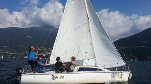 Sailing-Lake Como-Sailing Tour on Lake Como, Italy-3