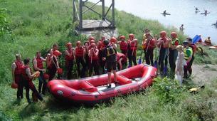 Rafting-Prague-Rafting on a Wildwater Canal in Prague-4