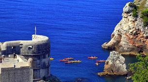 Kayak de mer-Dubrovnik-The Ultimate Game of Thrones Kayak Tour in Dubrovnik-1