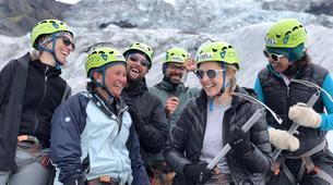Glacier hiking-Skaftafell-Skaftafell Glacier hiking excursion-3