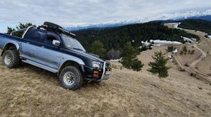 4x4-Rila-Jeep Safari to the Seven Rila Lakes in the Rila Mountain-7