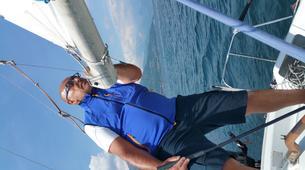 Sailing-Lake Como-Sailing Tour on Lake Como, Italy-5