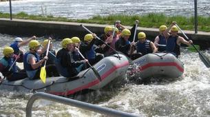 Rafting-Prague-Rafting on a Wildwater Canal in Prague-2