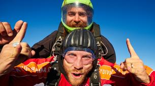 Skydiving-Wanaka-Tandem skydive over Wanaka-3