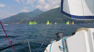 Sailing-Lake Como-Sailing Tour on Lake Como, Italy-4