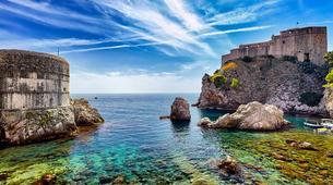 Kayak de mer-Dubrovnik-The Ultimate Game of Thrones Kayak Tour in Dubrovnik-3