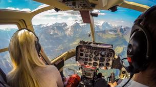 Helicopter tours-Interlaken-Jungfraujoch heli scenic flight, from Interlaken-5