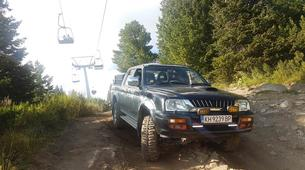 4x4-Rila-Jeep Safari to the Seven Rila Lakes in the Rila Mountain-2