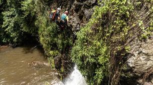Canyoning-Kubutambahan-Canyoning in Shiva Canyon-1