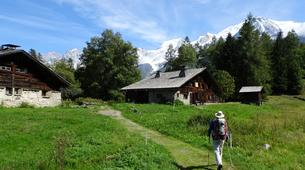 Hiking / Trekking-Le Grand-Bornand, Massif des Aravis-Hiking excursions and fauna observation in Le Grand-Bornand-2