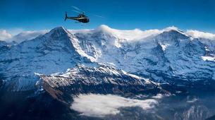 Helicopter tours-Interlaken-Jungfraujoch heli scenic flight, from Interlaken-6