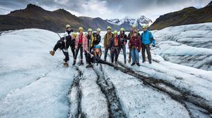 Glacier hiking-Skaftafell-Skaftafell Glacier hiking excursion-1