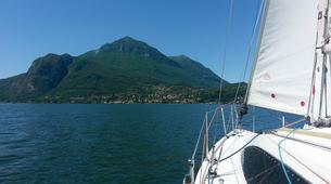Sailing-Lake Como-Sailing Tour on Lake Como, Italy-1