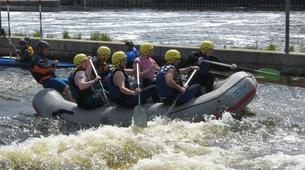 Rafting-Prague-Rafting on a Wildwater Canal in Prague-1