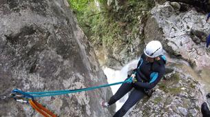 Canyoning-Valjevo-Canyoning in the Tribuca Canyon, near Valjevo-2