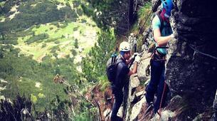 Via Ferrata-Rila-Via Ferrata on Kuklata Peak in the Rila Mountains-2