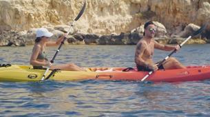 Kayaking-Chania-Kayaking Tour in Kalathas Beach, near Chania, Crete-4