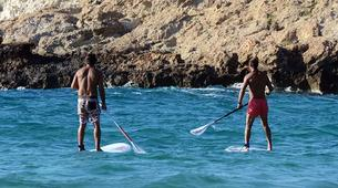 Stand up Paddle-Chania-SUP in Kalathas Beach, near Chania, Crete-5