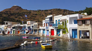 Voile-Milos-Semi-Private Sailing Tour in Milos, with Highlights to Kleftiko and Sykia Cave-6