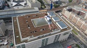 Bungee Jumping-Berlin-Sky Jump at the Alexanderplatz, Berlin center-3