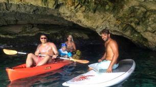 Kayaking-Chania-Kayaking Tour in Kalathas Beach, near Chania, Crete-5