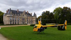 Helicopter tours-Le Havre-Introduction to helicopter piloting in Le Havre, Normandy-1