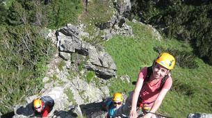 Via Ferrata-Rila-Via Ferrata on Kuklata Peak in the Rila Mountains-3