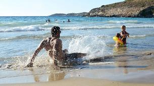 Kayaking-Chania-Kayaking Tour in Kalathas Beach, near Chania, Crete-1