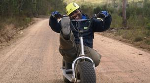 Mountain bike-Knysna-All-Terrain Scooter Tour of Garden Route National Park-2