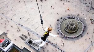 Bungee Jumping-Berlin-Sky Jump at the Alexanderplatz, Berlin center-4