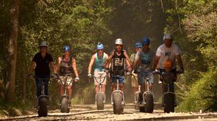 Mountain bike-Knysna-All-Terrain Scooter Tour of Garden Route National Park-1