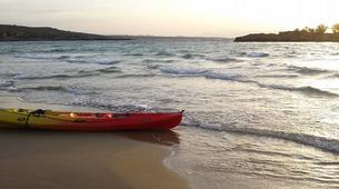 Kayaking-Chania-Kayaking Tour in Kalathas Beach, near Chania, Crete-3