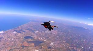 Skydiving-Rome-Tandem Skydive from 4000m in Nettuno, Rome-4