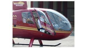 Helicoptère-Biarritz-Baptême de l'air en hélicoptère à Biarritz, Pays Basque-3