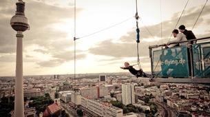 Bungee Jumping-Berlin-Sky Jump at the Alexanderplatz, Berlin center-1