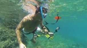 Snorkeling-Marseille-Randonnée Palmée autour de l'île d'Endoume, Marseille-1
