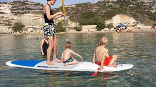 Stand up Paddle-Chania-SUP in Kalathas Beach, near Chania, Crete-6